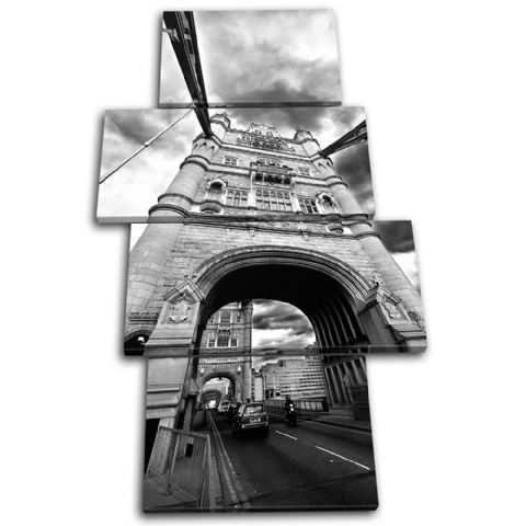 London Tower Bridge Landmarks - 13-1245(00B)-MP04-PO
